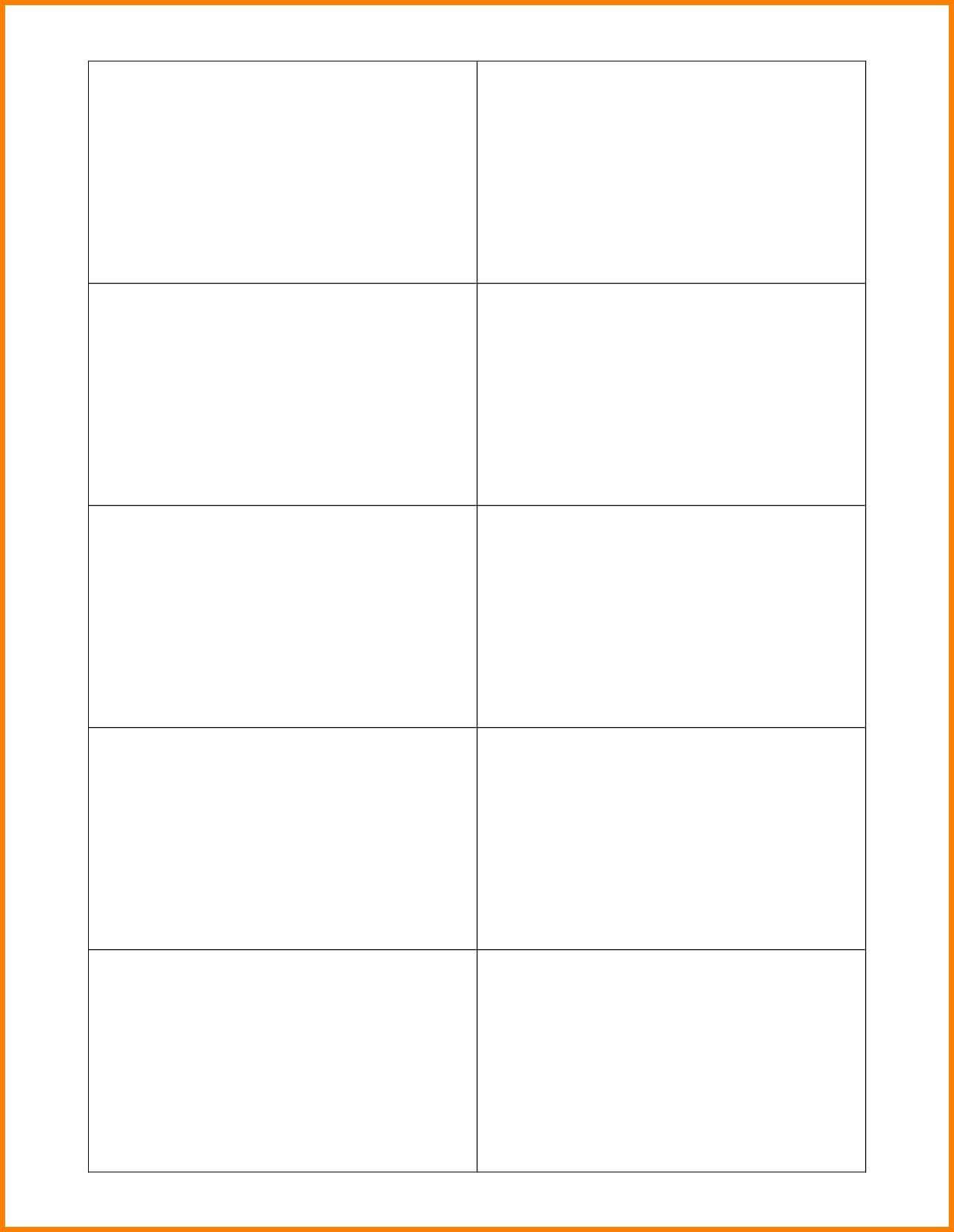 001 Blank Business Card Template Free Microsoft Word throughout Business Card Template Word 2010