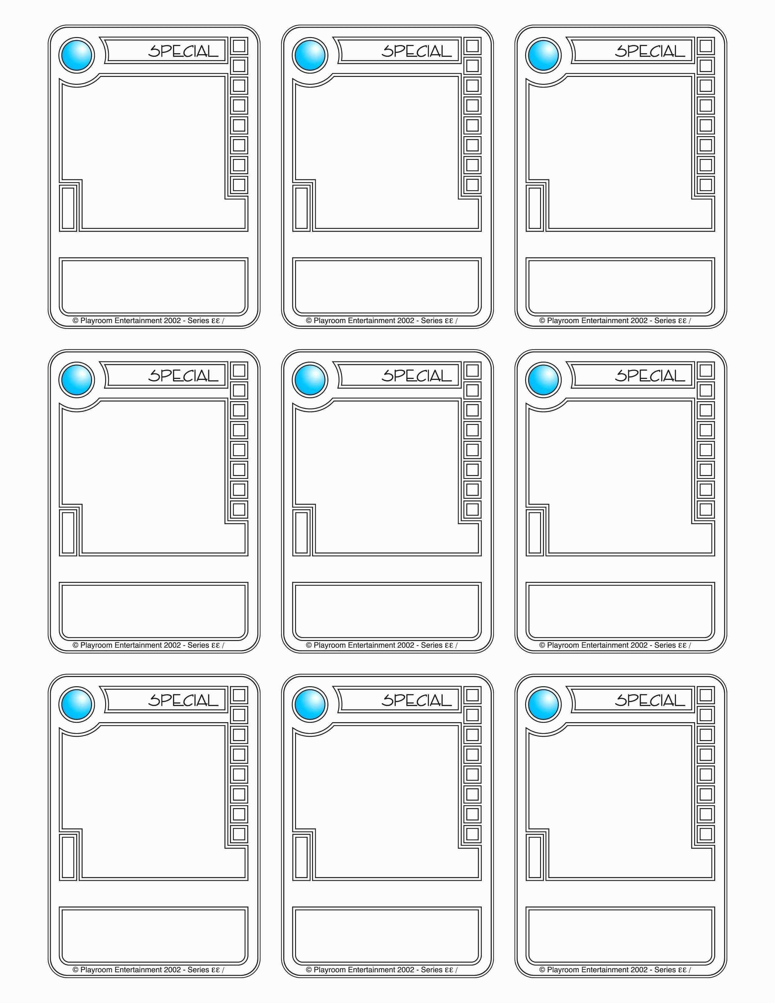 001 Examples Free Trading Card Template Maker For Success In inside Free Trading Card Template Download
