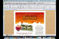 001 Maxresdefault Template Ideas Newsletter Microsoft Word with regard to How To Create A Template In Word 2013