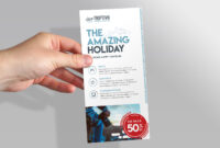 002 Free Rack Card Mockup Template Stunning Ideas Templates in Dl Card Template