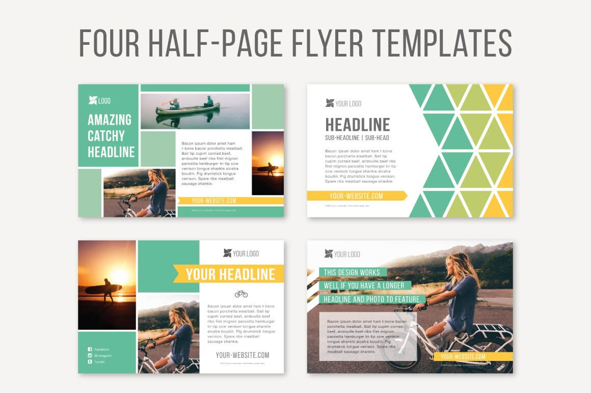 002 Half Sheet Flyer Template Word Ideas Page Free Dreaded Throughout Quarter Sheet Flyer Template Word
