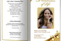 002 Memorial Service Program Templates Template Wondrous throughout Memorial Brochure Template