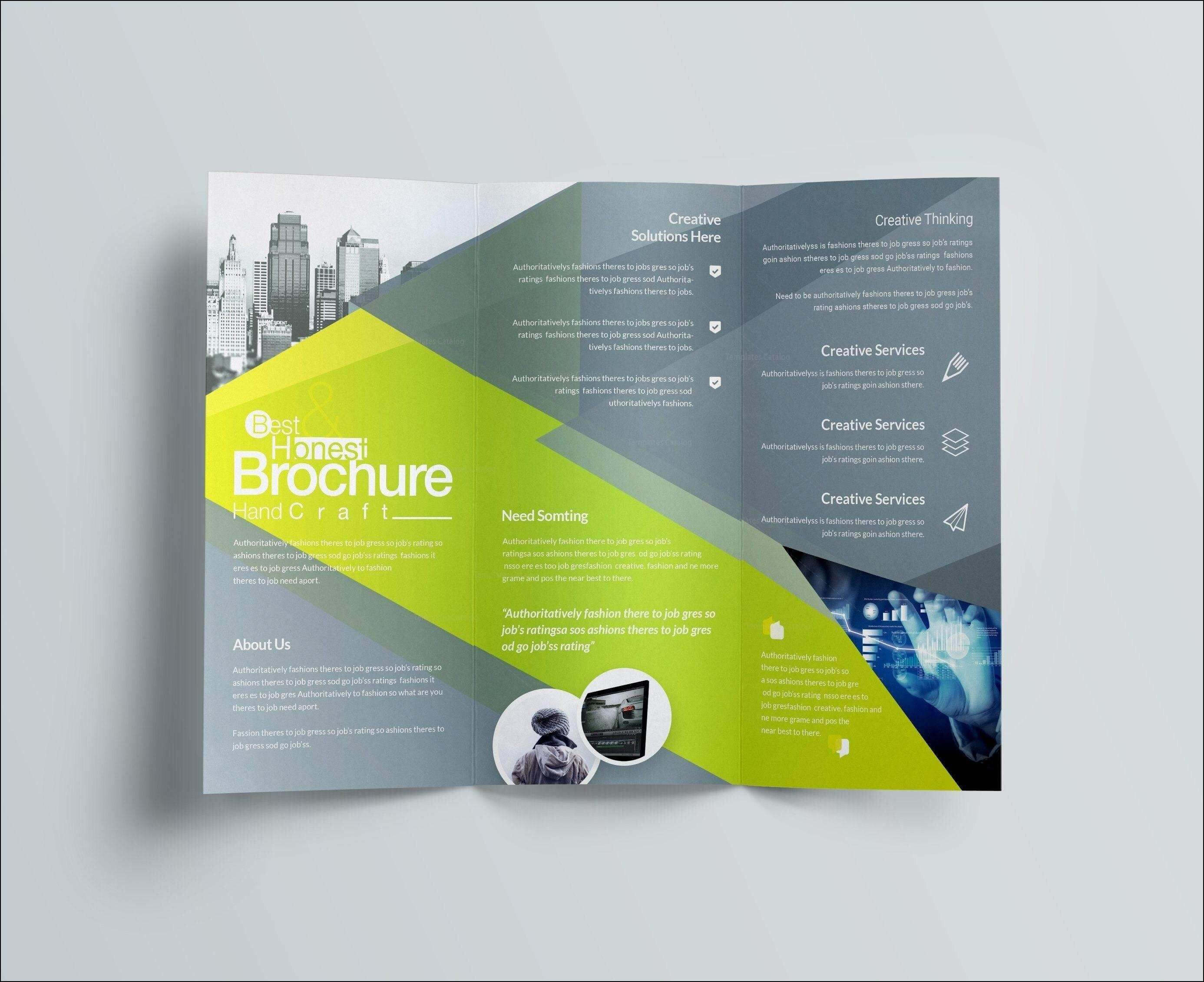 002 Ms Publisher Brochure Template Singular Ideas Templates Inside Free Template For Brochure Microsoft Office