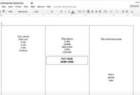 003 Template Ideas Pamphlet Google Docs Screen Shot At Pm inside Brochure Template Google Docs