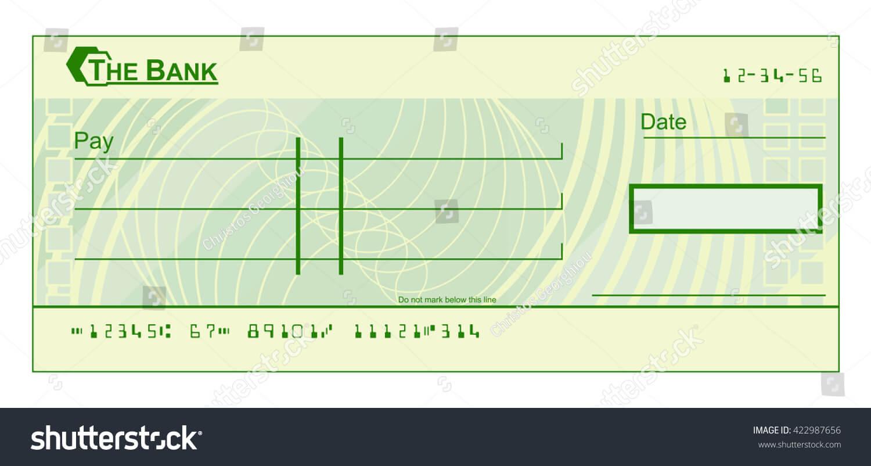 004 Bl Template Ideas Blank Check Stunning Pdf Paycheck Stub for Blank Cheque Template Download Free