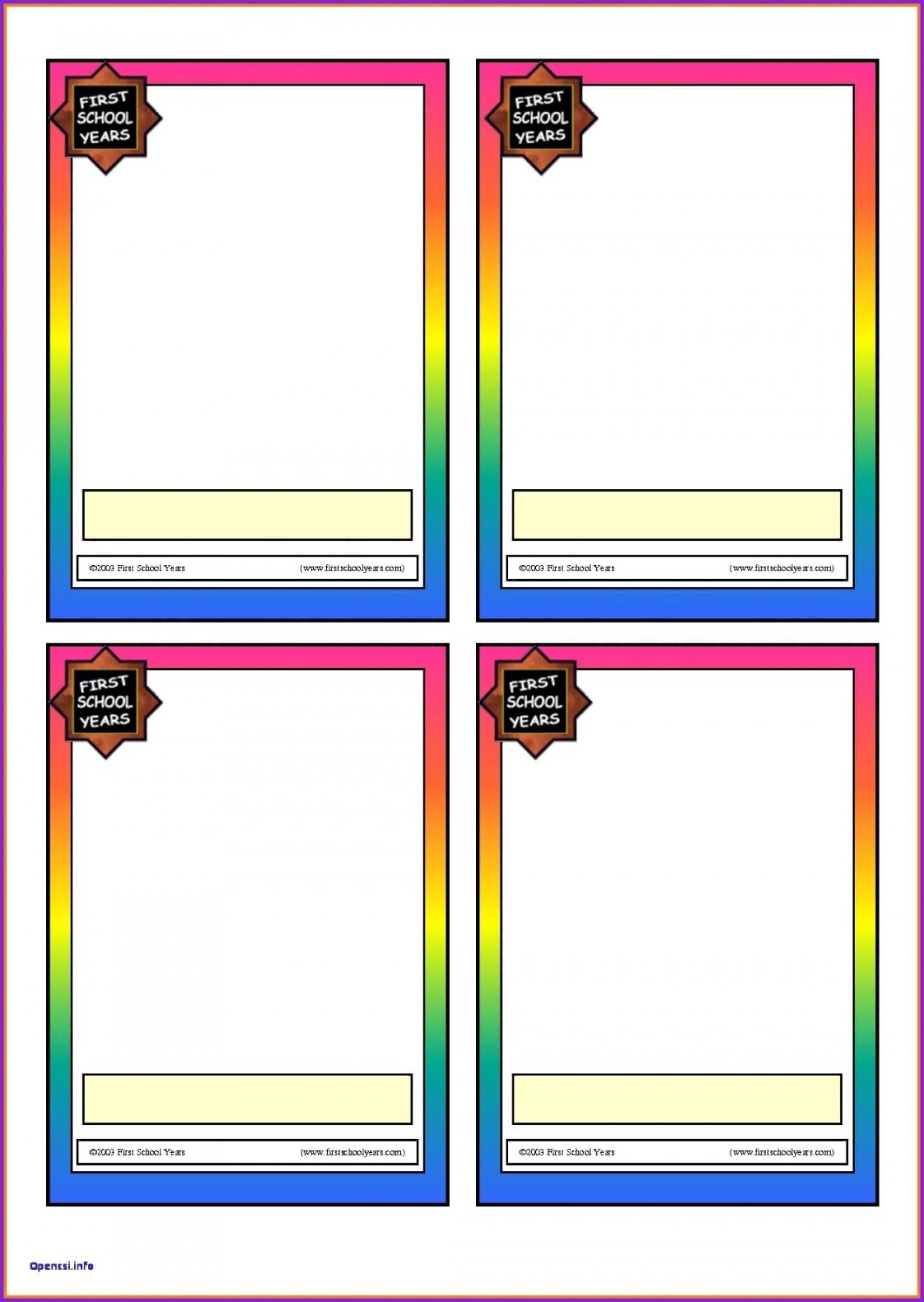 005 Printable Flash Card Template Top Ideas Free Blank within Free Printable Flash Cards Template