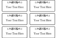 005 Template Ideas Microsoft Word Name Tag Unforgettable intended for Name Tag Template Word 2010