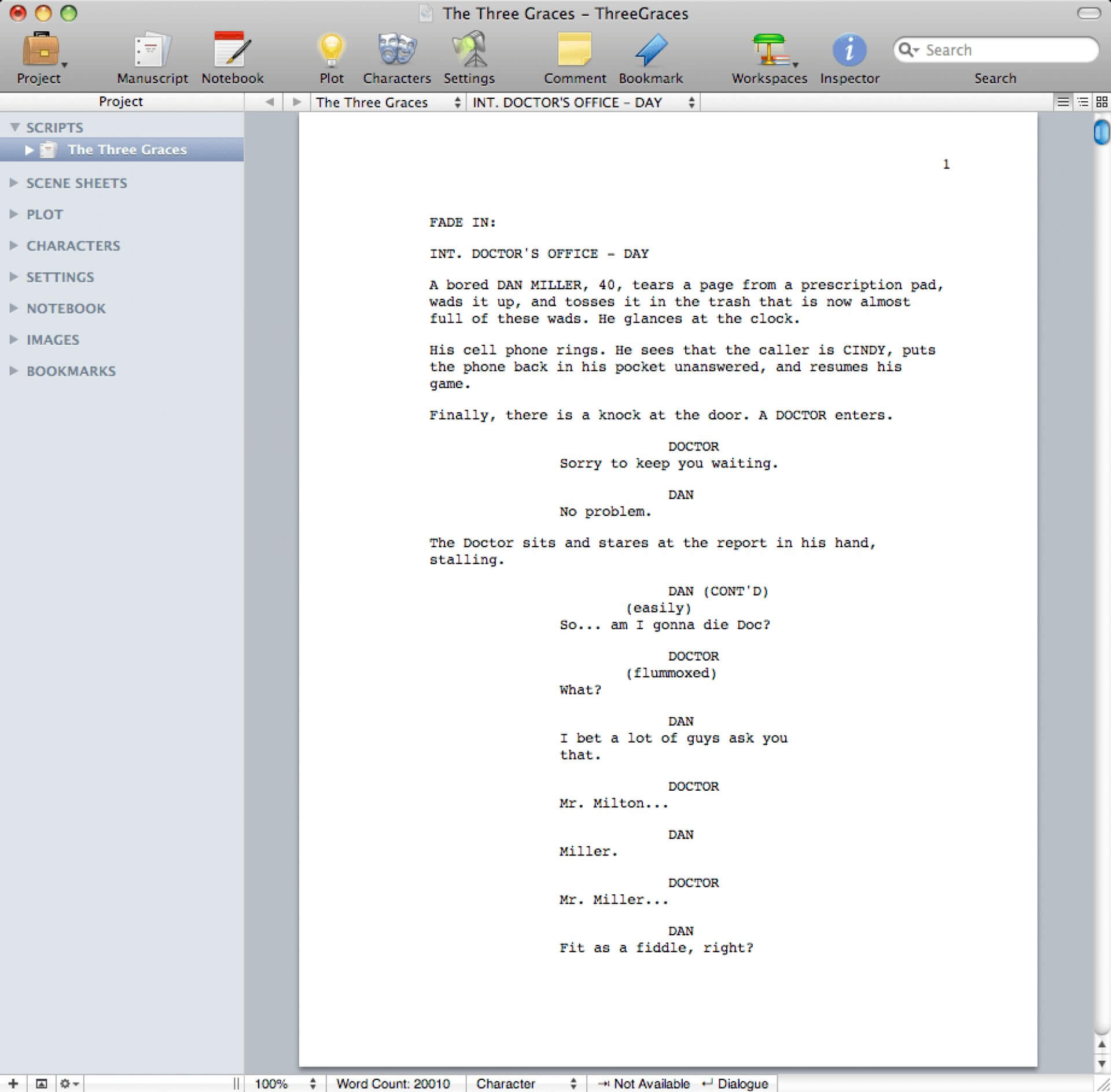 005 Template Ideas Scriptwizardscreen Microsoft Word For Microsoft Word Screenplay Template