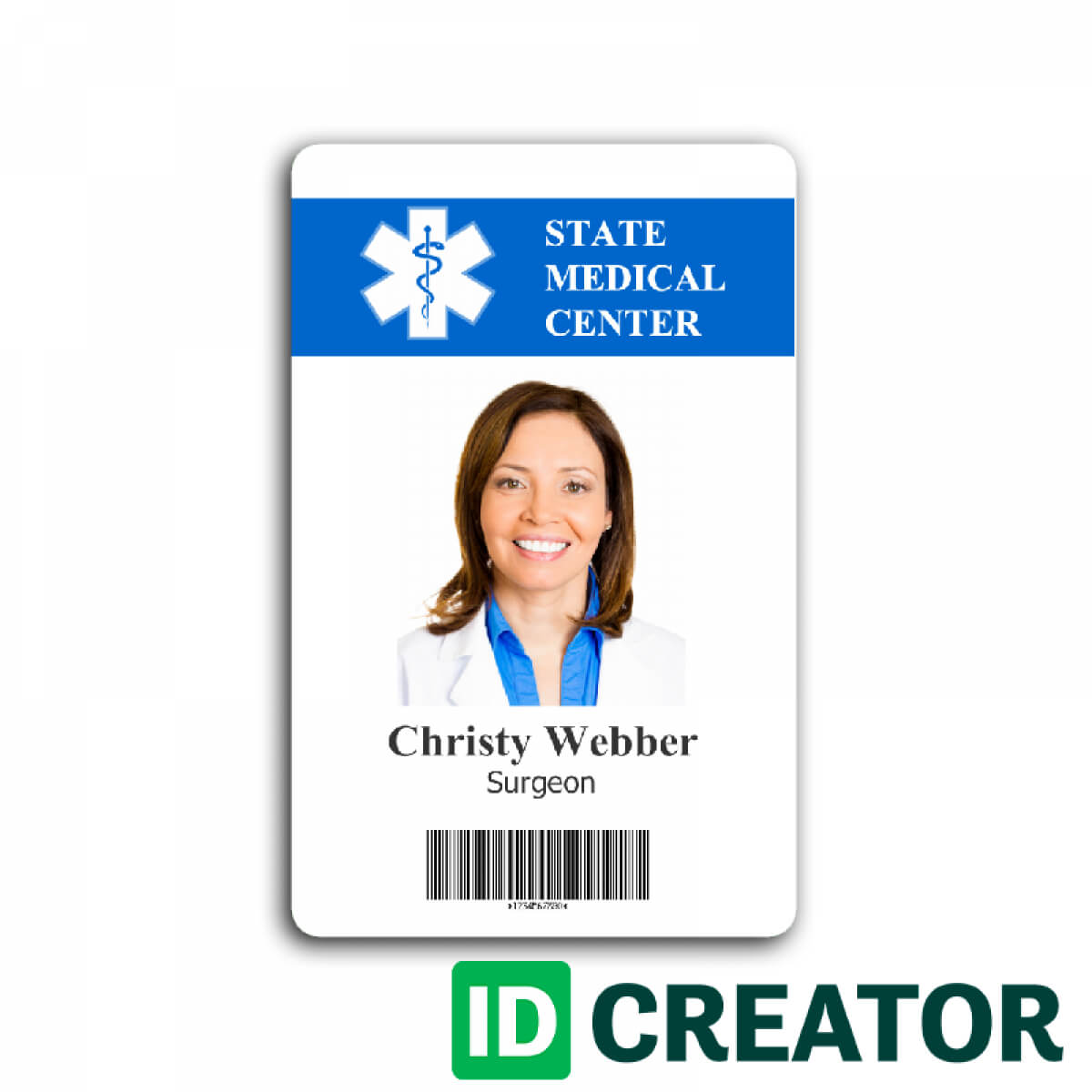 006 Id Badge Template Free Ideas Placement Employee Card Ai with Hospital Id Card Template