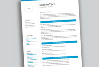006 Professional Resume Templates Word Template In intended for Resume Templates Word 2013