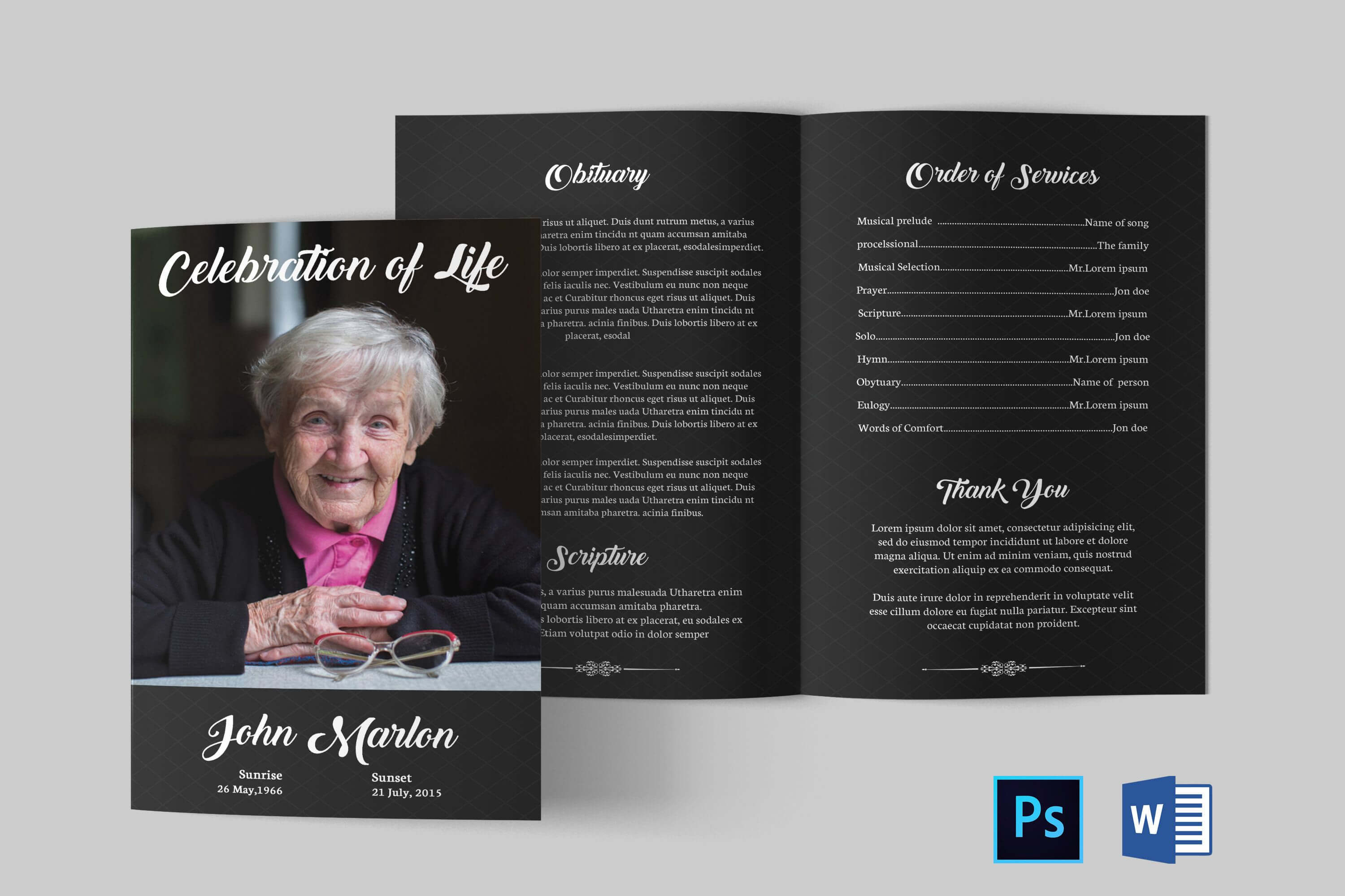 006 Template Ideas Bi Fold Brochure Word Best Free Download Intended For Half Page Brochure Template