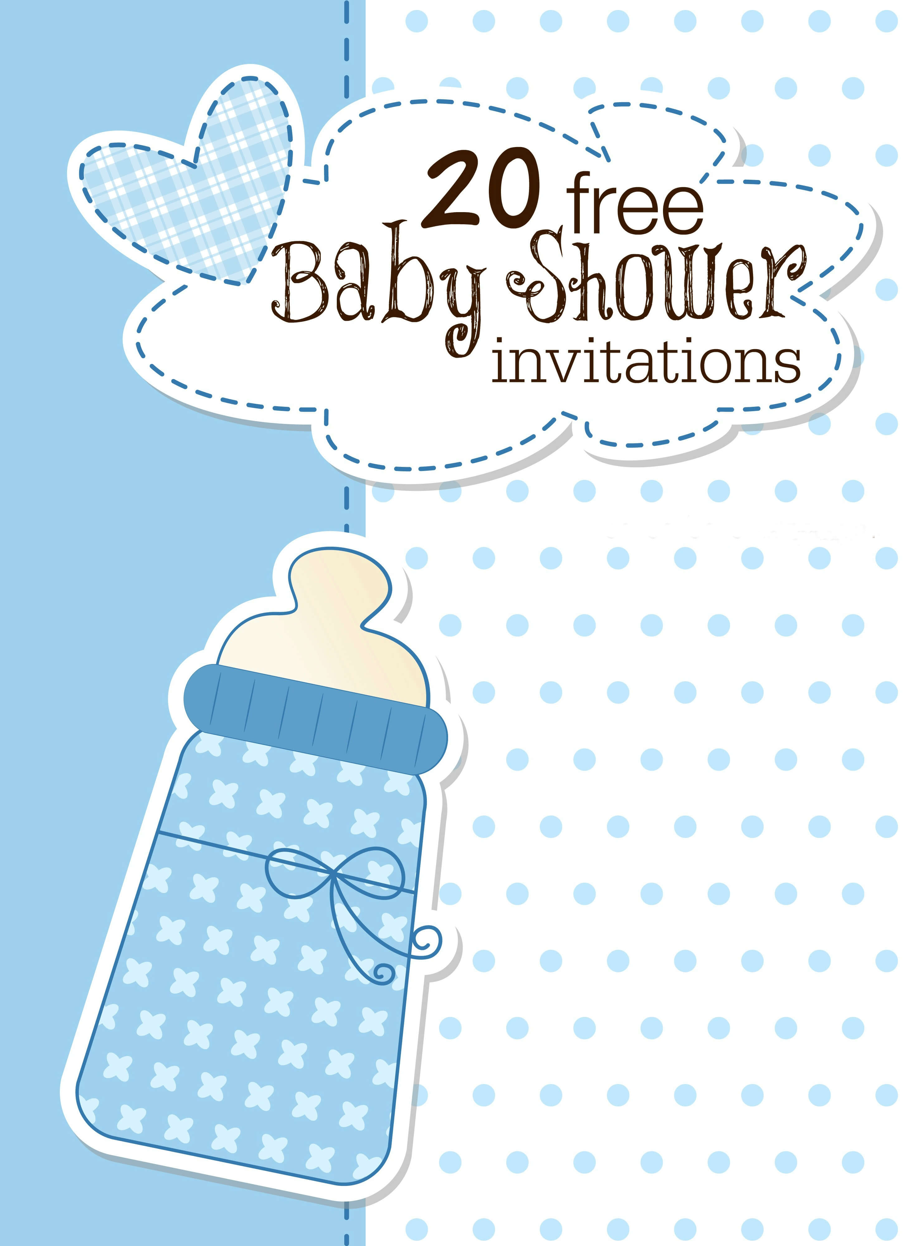 007 Baby Shower Announcement Templates Facebook Free Invites pertaining to Free Baby Shower Invitation Templates Microsoft Word