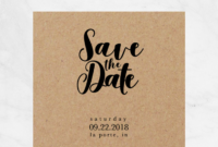 007 Template Ideas Save The Date Templates Frightening Word Inside Save The Date Templates Word