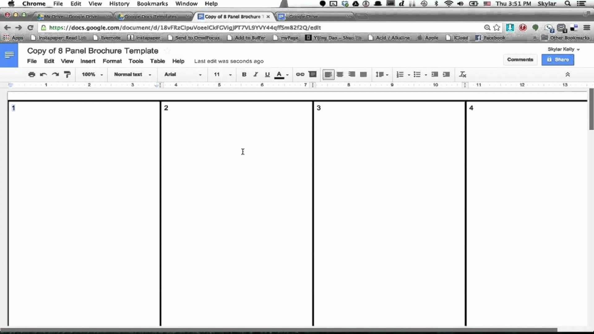 009 Google Drive Brochure Templates Template Ideas Free intended for Brochure Templates Google Drive