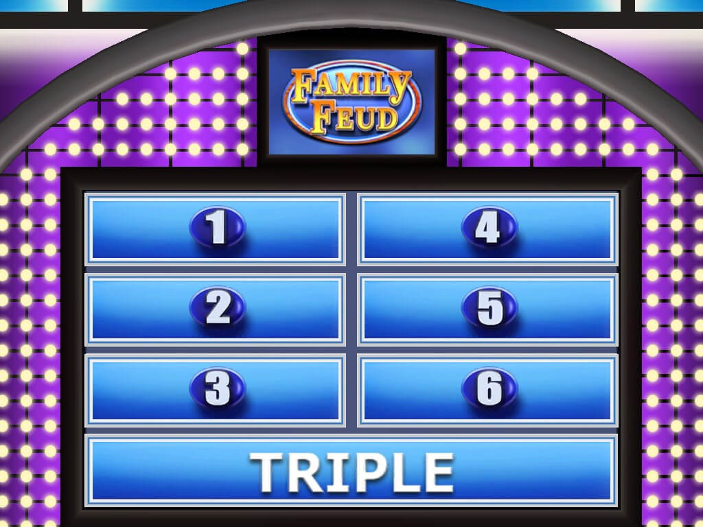 009 Photo Family Feud Game Template Unforgettable Ideas with Family Feud Game Template Powerpoint Free