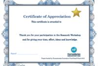 010 Certificate Of Appreciation Template Word Exceptional inside Template For Certificate Of Appreciation In Microsoft Word
