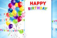 011 Free Birthday Card Templates Festive Happy Template pertaining to Birthday Card Template Microsoft Word