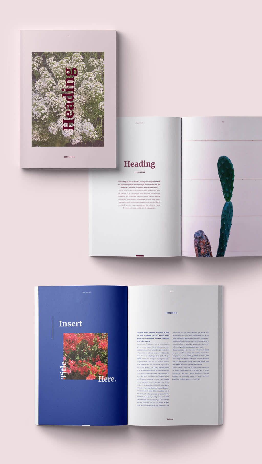 011 Indesign Brochure Templates Free Download 24 Magazine in Product Brochure Template Free