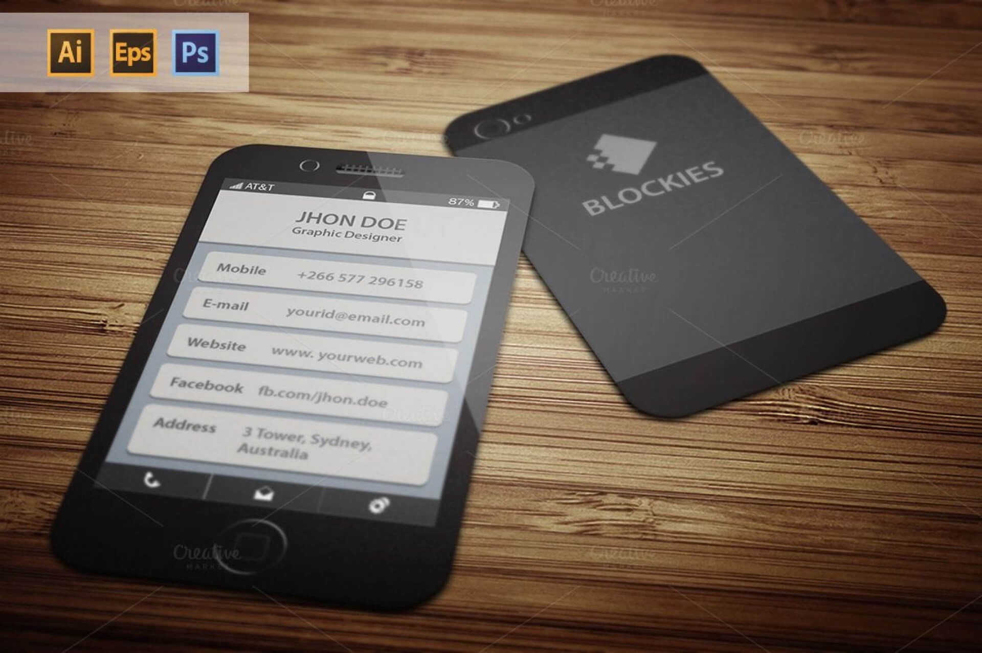 012 Iphone Business Card Template Archaicawful Ideas Pages in Iphone Business Card Template
