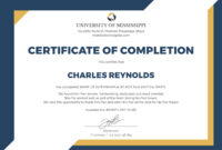 013 Internship Certificate Template Of Completion Fantastic pertaining to Certificate Of Completion Template Word