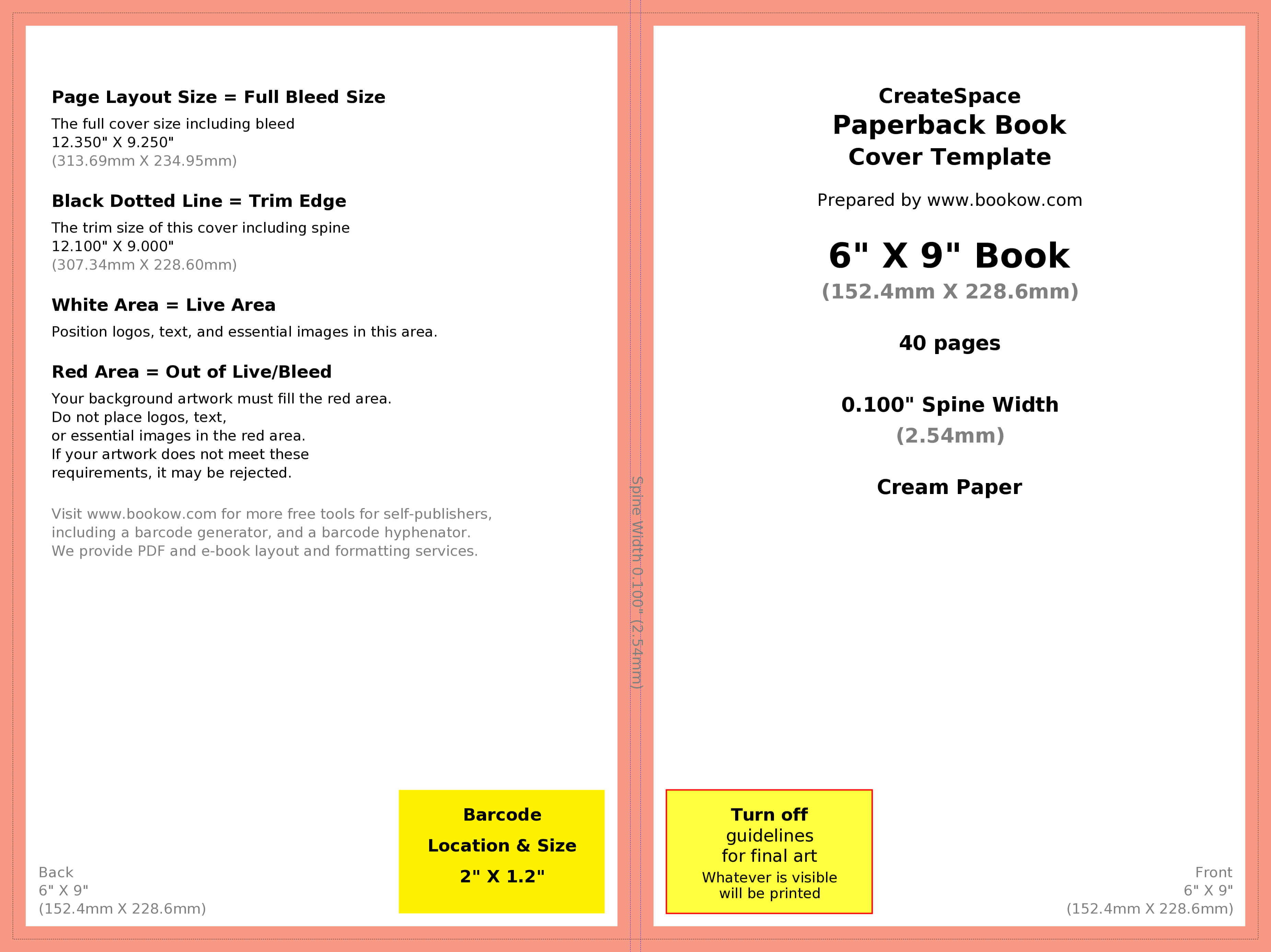 015 Template Ideas Free Book Cover Microsoft Word Cs 6X9 40 for 6X9 Book Template For Word