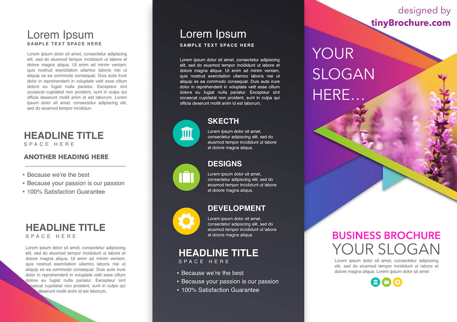 016 Template Ideas Brochure Templates Google Docs Slides with regard to Google Docs Travel Brochure Template