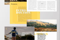 018 Electrical Magazines Magazine Templates Free Download for Magazine Template For Microsoft Word