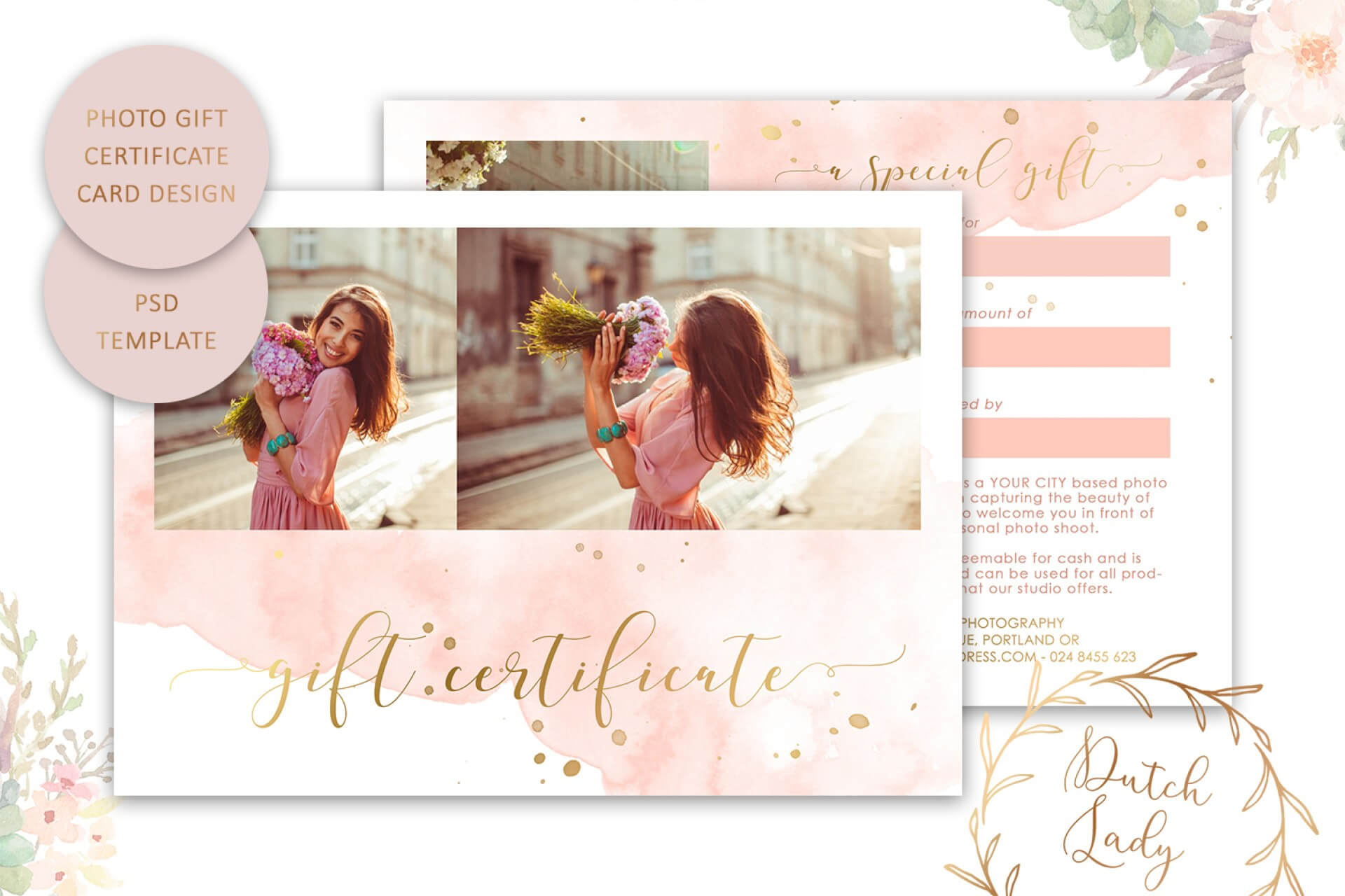 019 Photography Session Gift Certificate Template Ideas For Free Photography Gift Certificate Template