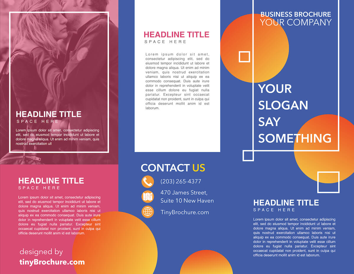 020 Trifold Brochure Template Google Docs Pamphlet Ideas within Google Docs Travel Brochure Template