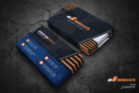 022 Photoshop Business Card Template Fantastic Ideas Psd 10 within Photoshop Business Card Template With Bleed