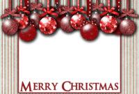 024 Christmas Card Templates For Photoshop Template with Free Christmas Card Templates For Photoshop