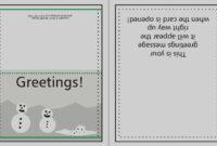 027 Card Template Birthday Invitation Quarter Fold In Ideas With Regard To Quarter Fold Birthday Card Template
