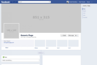 027 Template Ideas Facebook Profile Page Image Sizes inside Html5 Blank Page Template