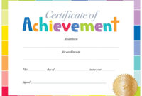 029 Award Certificates Kids Art Google Search Scmac With with regard to Free Kids Certificate Templates
