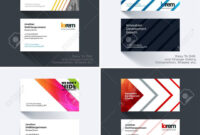 030 Home Construction Vector Logo With Business Card with Construction Business Card Templates Download Free