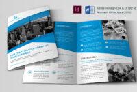 030 Indesign Brochure Template Free Bi Fold Corporate for Adobe Indesign Tri Fold Brochure Template