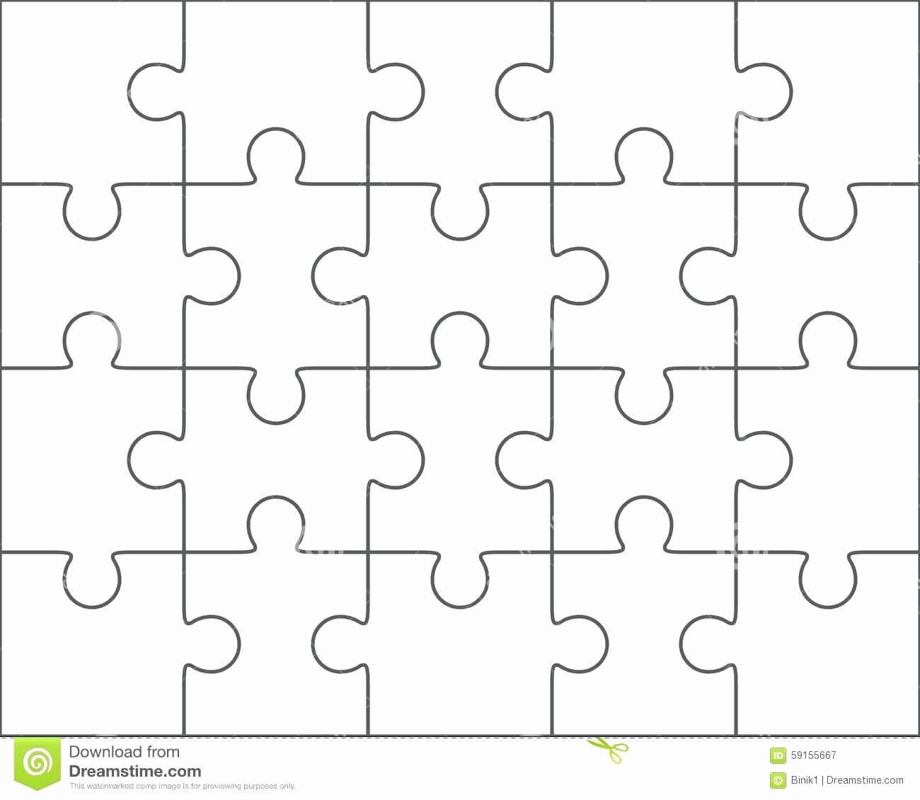 030 Puzzle Pieces Template For Word Best Of Piece Intended Throughout Jigsaw Puzzle Template For Word
