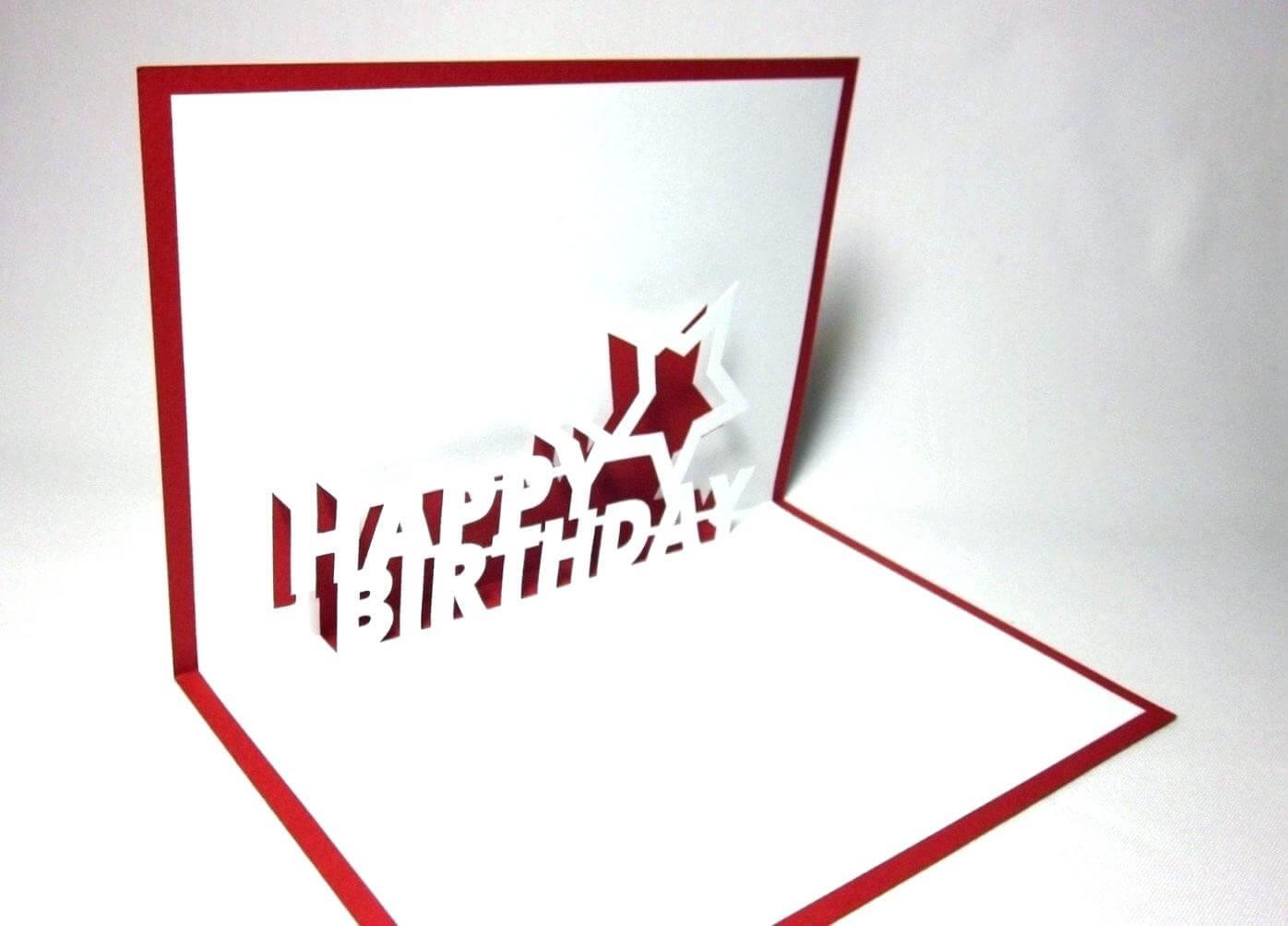 031 Pop Up Birthday Card Template Ideas Inspirational Free with Pop Up Card Templates Free Printable