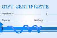 031 Template Ideas For Gift Certificate Unique Free Birthday for Microsoft Gift Certificate Template Free Word