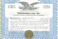 033 Template Ideas Stock Certificate Word Free Microsoft regarding Corporate Share Certificate Template