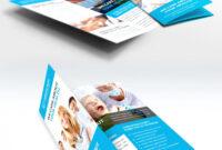 034 Template Ideas Free Brochure Templates Psd Cover for Healthcare Brochure Templates Free Download
