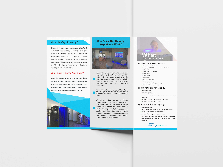 036 Free Download Digital Tri Fold Brochure Template in Tri Fold Brochure Template Illustrator