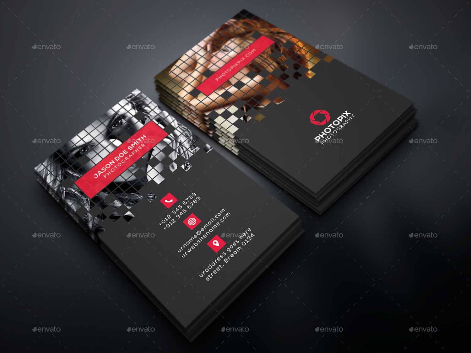 039 Template Ideas Pixel Photography Business Card Free within Photography Business Card Templates Free Download