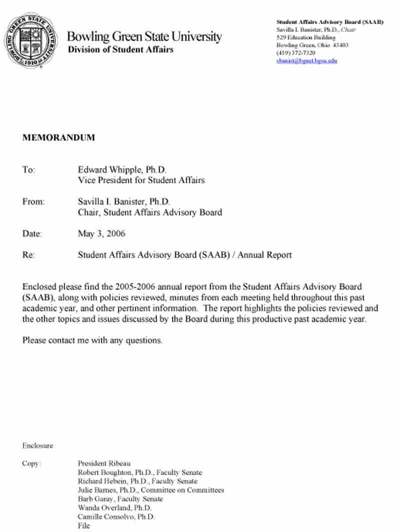 10 Annual Report Cover Letter Sample | Cover Letter regarding Summary Annual Report Template