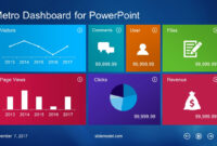10 Best Dashboard Templates For Powerpoint Presentations within Powerpoint 2013 Template Location