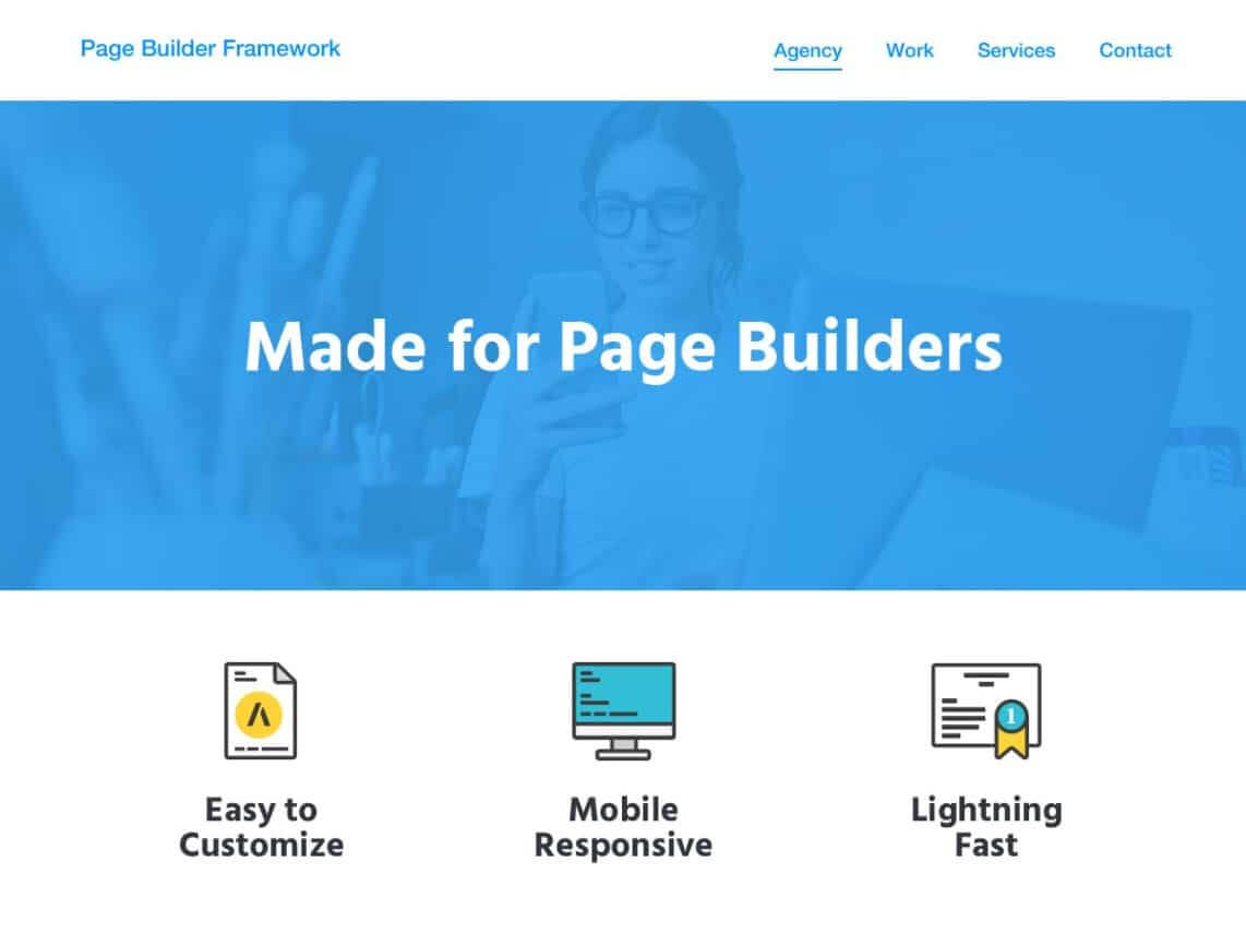 10+ Best Elementor Wordpress Themes And Templates 2019 - Athemes within Blank Food Web Template