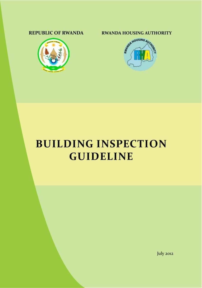10+ Building Report Templates - Pdf, Docs, Pages | Free with regard to Pre Purchase Building Inspection Report Template