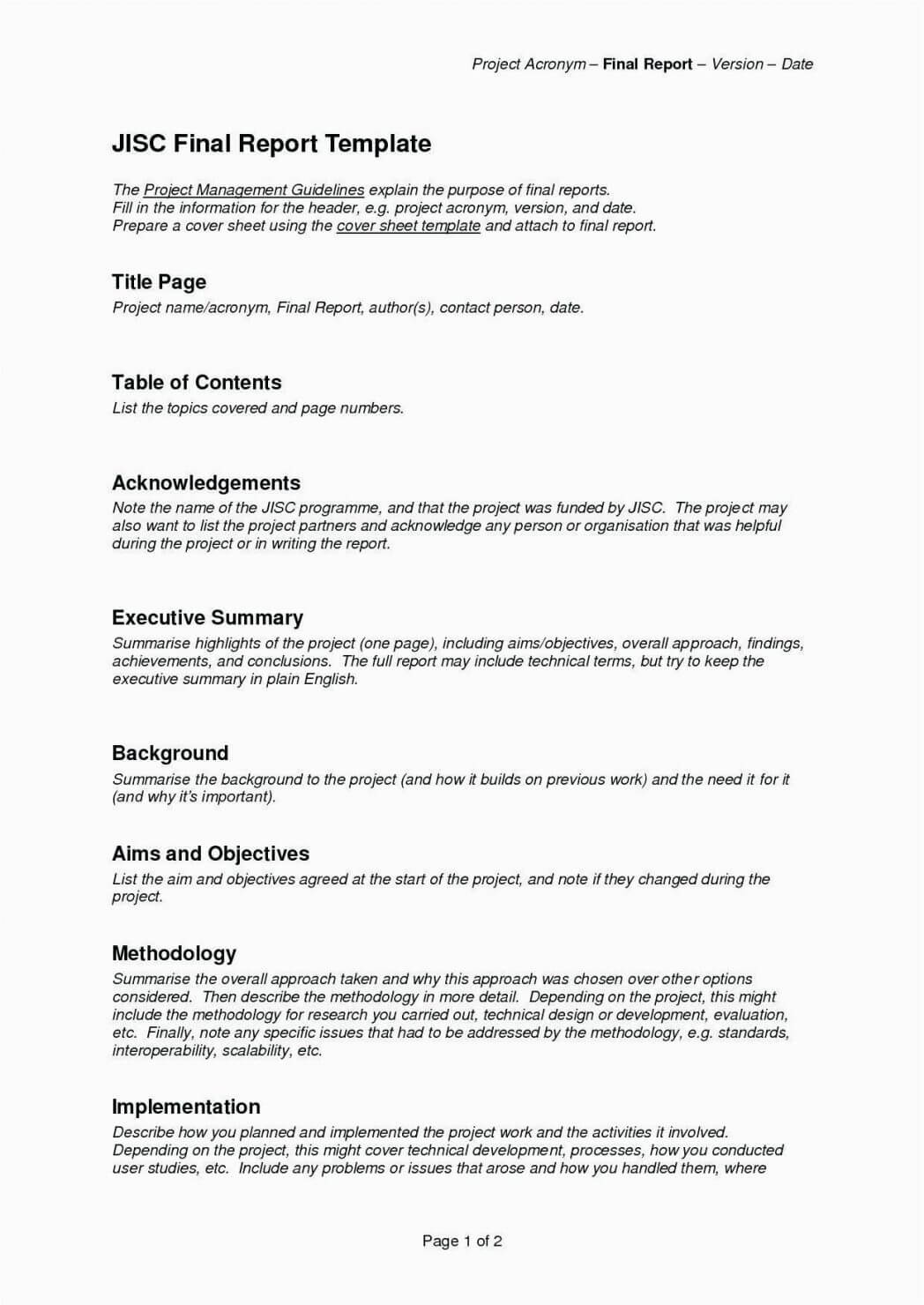 10+ Example Of Summary | Etciscoming for How To Write A Work Report Template