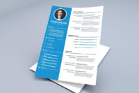 10+ Free Open Office & Libre Office Resume Templates regarding Open Office Brochure Template