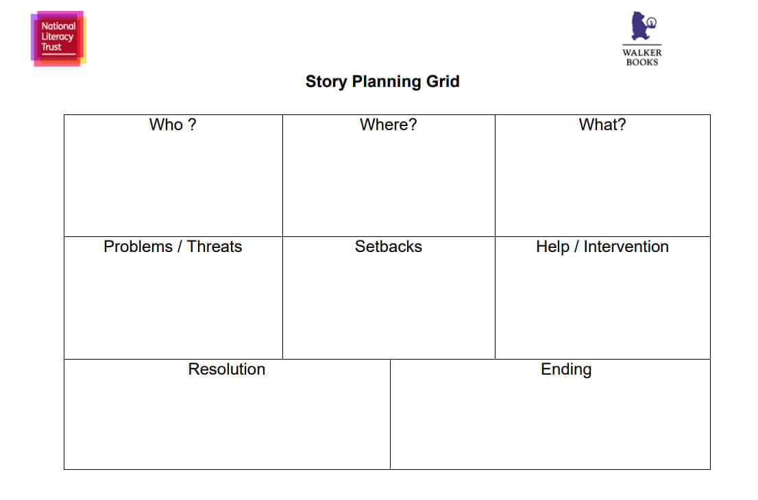 10 Of The Best Storyboard Templates And Creative Story inside Report Writing Template Ks1